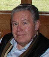 Schatzmeister Siegfried Dose