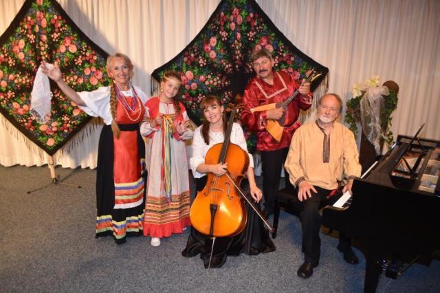 GDRD - Konzert 15.07. und 21.07.2019 - Foto ENSEMBLE RUS